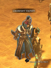 Lieutenant vachem