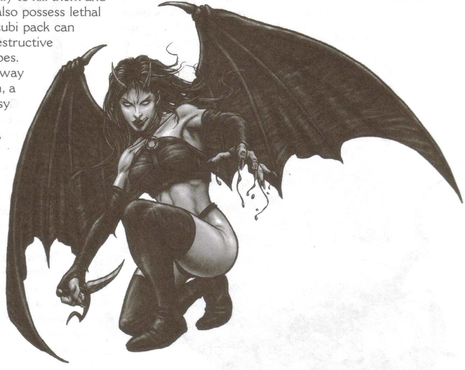 The naked succubus sex slave murders