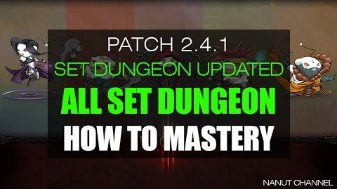 Set Dungeon/Guides
