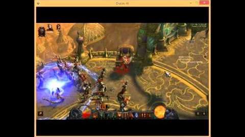 Diablo 3 Bloodshed Barbarian Torment 6 Snake Runs