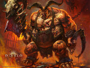 Butcher Diablo III Wallpaper
