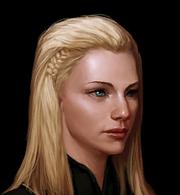 CrusaderFemale Portrait