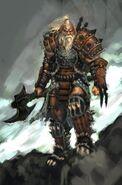 Barbarian medium