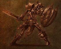 Shild skeleton