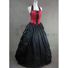 Sabrina de struik dress
