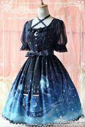 Kazuki dark fate lolita gown dress oc