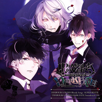 Diabolik Lovers DARK FATE Soundtrack CD
