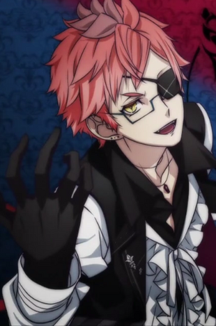 Shin Tsukinami | Diabolik Lovers Wiki | FANDOM powered by Wikia