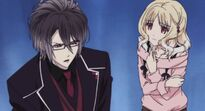 Diabolik Lovers Episode 1 - Reiji Screenshot 3