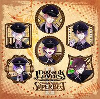 Diabolik Lovers Bloody Songs -SUPER BEST Ⅱ- (Sakamaki ver)
