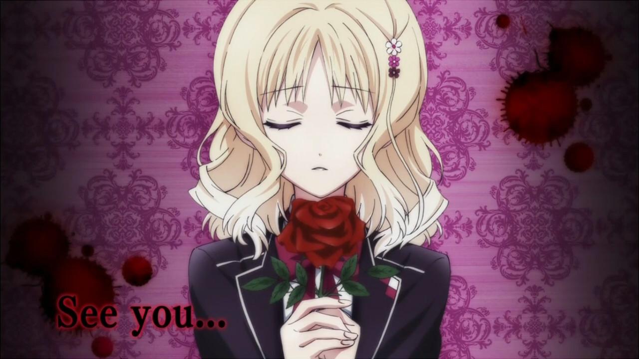 Diabolik Lovers Episode 65 End Card