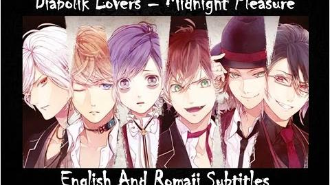 Diabolik Lovers - Midnight Pleasure (English and Romaji Sub)