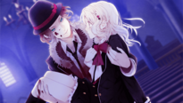 Ending 4 Diabolik Lovers ~Haunted Dark Bridal~ (Laito)