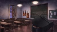 El cuarto de Música