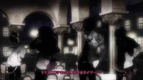 PS Vita「DIABOLIK LOVERS VANDEAD CARNIVAL」 オープニングムービー-1