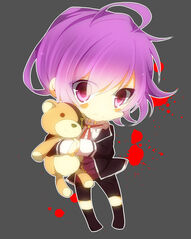Kanatoy teddy