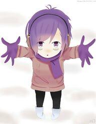 Hug me snow kanato by kamygg chan-d79ohdo