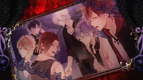 PS Vita「DIABOLIK LOVERS LUNATIC PARADE」プロモーションムービー