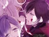 Diabolik Lovers VERSUS III Vol.6 Kanato VS Azusa