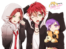 Diabolik lovers render by asabreak-d6r98sb