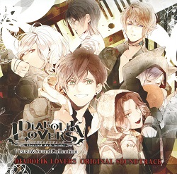 Dialovers-Original Soundtrack - Cover