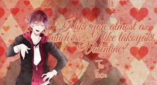Ayato- Valentine's