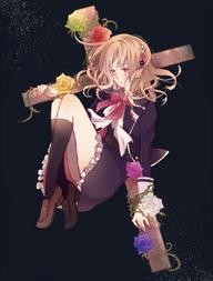 Yui- Cross