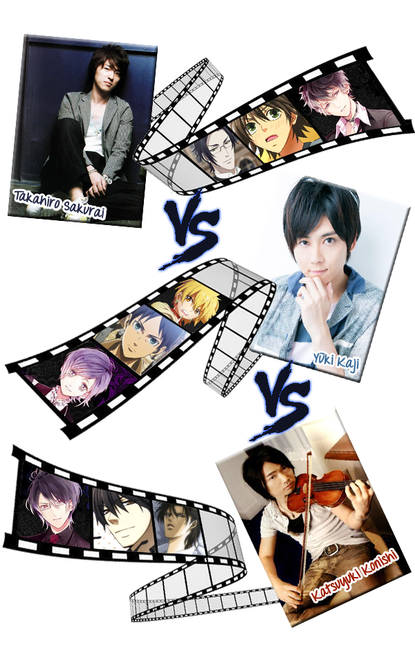 Versus Seiyuu Round I DiaLoverES Wiki