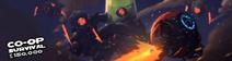 Co-op survival banner