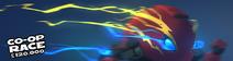 Co-op race banner