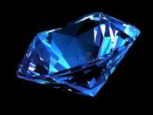 Diamante-azul-brillante-3401281