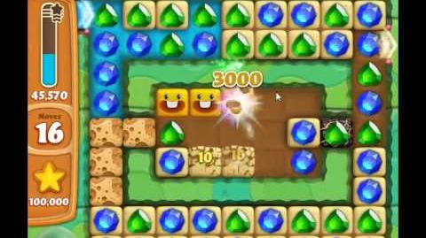 Diamond Digger Saga Level 313