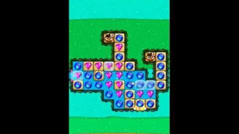 Diamond Digger Saga Level 1275 - NO BOOSTERS