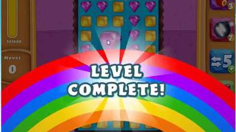 Diamond Digger Saga Level 1551 ~ FIRST of the NEW LEVELS ~ No Boosters
