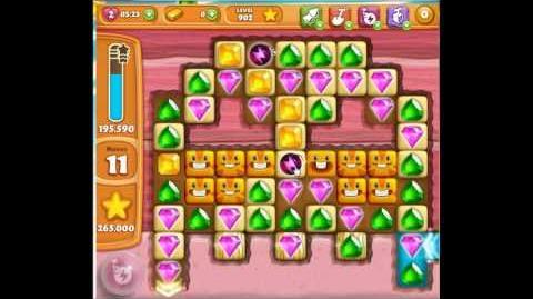 Diamond Digger Saga Level 902