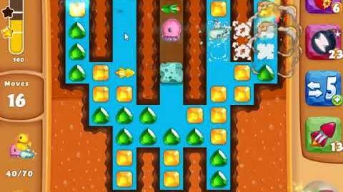 Diamond Digger Saga Level 1636 - NO BOOSTERS SKILLGAMING ✔️