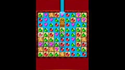 Diamond Digger Saga Level 1281 - NO BOOSTERS