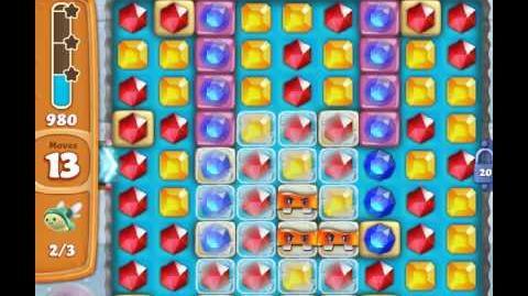 Diamond Digger Saga Level 168