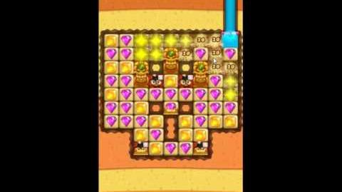 Diamond Digger Saga Level 1040 - NO BOOSTERS -EXPECT PAY2WIN THOUGH-