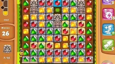 Diamond Digger Saga Level 1460 - NO BOOSTERS SKILLGAMING ✔️