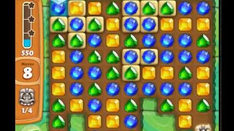 Diamond Digger Saga Level 321 NEW