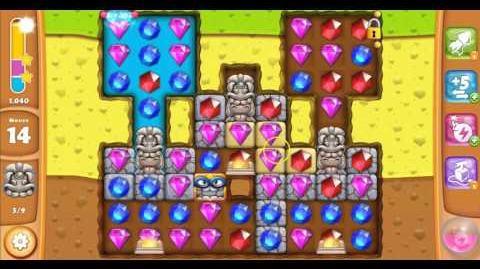 Diamond Digger Saga Level 868