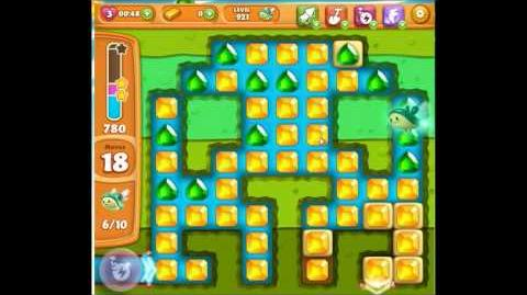 Diamond Digger Saga Level 921