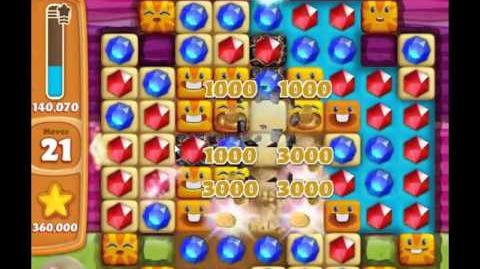 Diamond Digger Saga Level 807