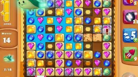 Diamond Digger Saga Level 1579 - NO BOOSTERS SKILLGAMING ✔️