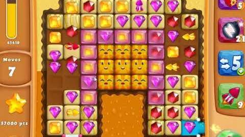 Diamond Digger Saga Level 1576 - NO BOOSTERS SKILLGAMING ✔️