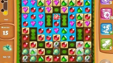 Diamond Digger Saga Level 1440 - NO BOOSTERS - SKILLGAMING ✔️