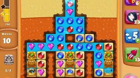 Diamond Digger Saga Level 1631 - NO BOOSTERS SKILLGAMING ✔️