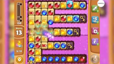 Diamond Digger Saga — How to Pass Level 46