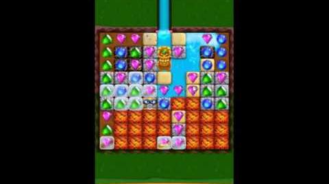 Diamond Digger Saga Level 1106 - NO BOOSTERS